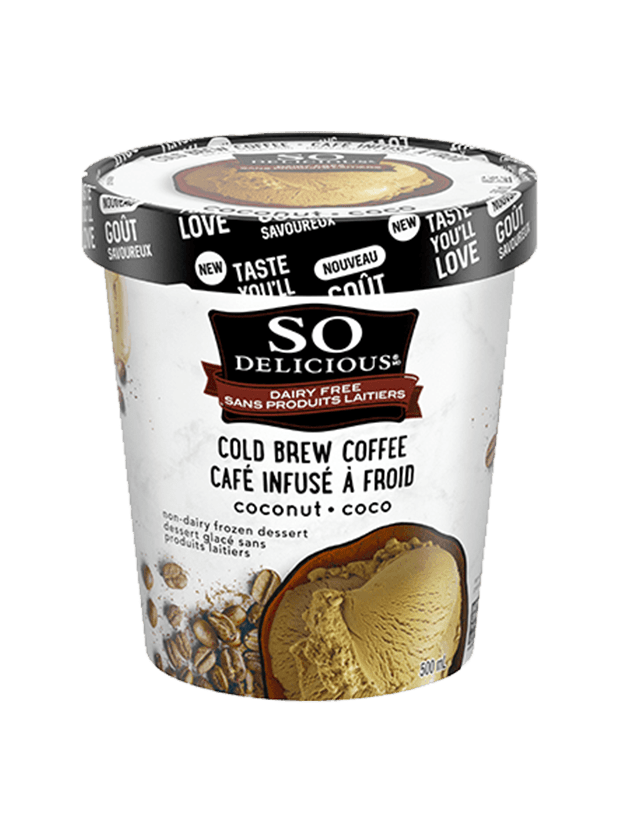 Cold Brew Coconutmilk Frozen Dessert