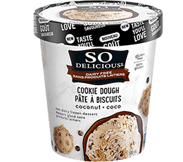 Cookie Dough Coconutmilk Frozen Dessert