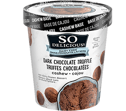 Dark Chocolate Truffle Cashewmilk Frozen Dessert